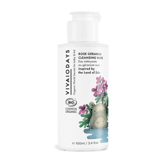 Rose Geranium Cleansing Water - Cleansers - 1