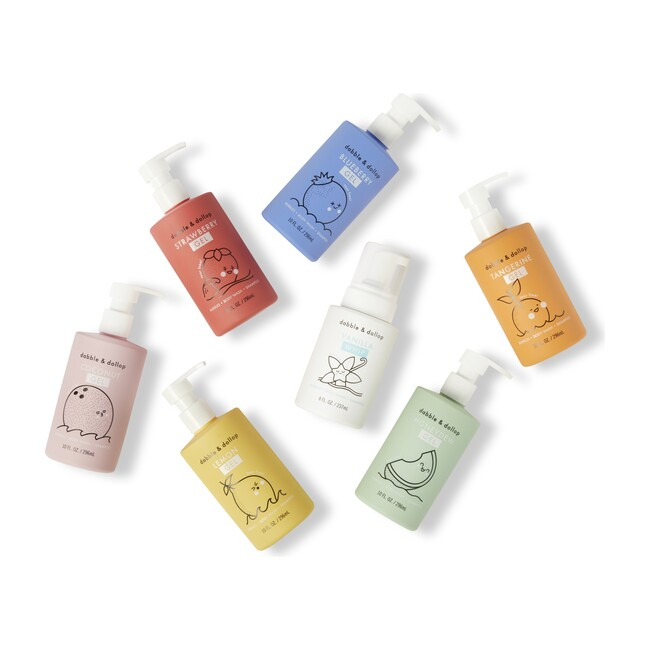 Rainbow of Bubbles Bundle, 3-in-1 Bath Gels and Whip - Body Cleansers - 1