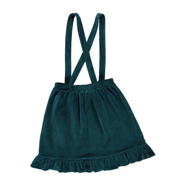 Grace Skirt, Emerald