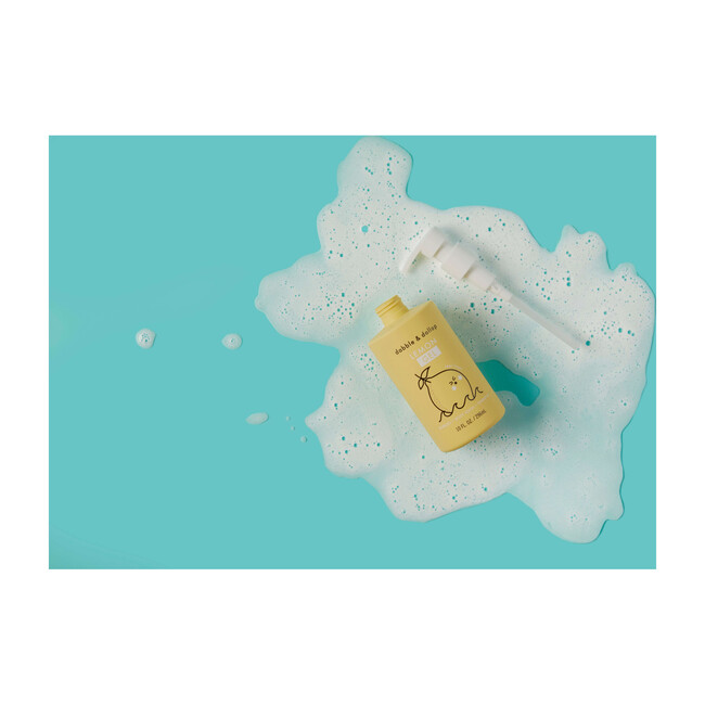 Lemon 3-in-1 Bath Gel