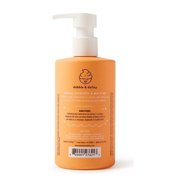 Tangerine 3-in-1 Bath Gel