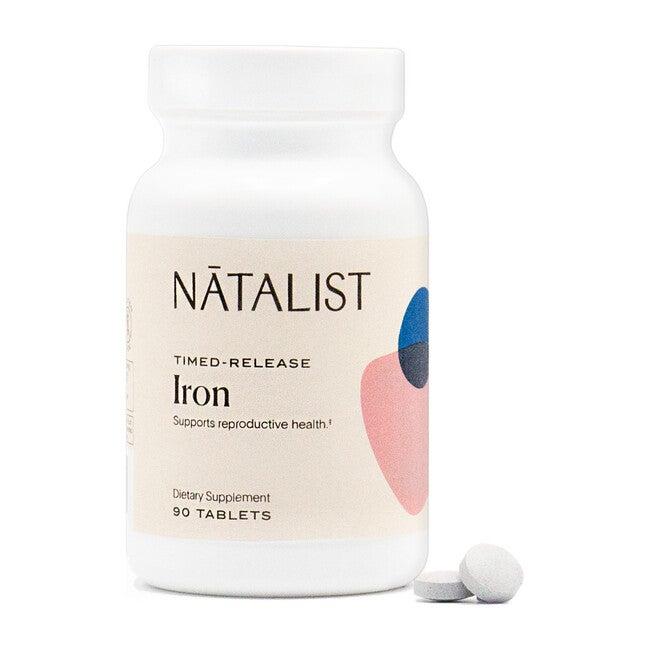 Pregnancy-safe Iron Supplement