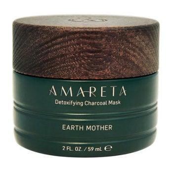 Earth Mother Detoxifying Charcoal Mask