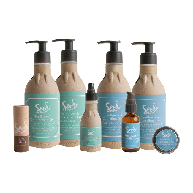 Hair and Body Essentials Set