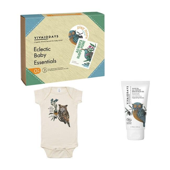 Gift Set: Eclectic Baby Essentials