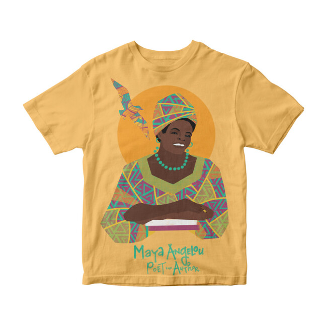 Maya Angelou Trailblazer Tee