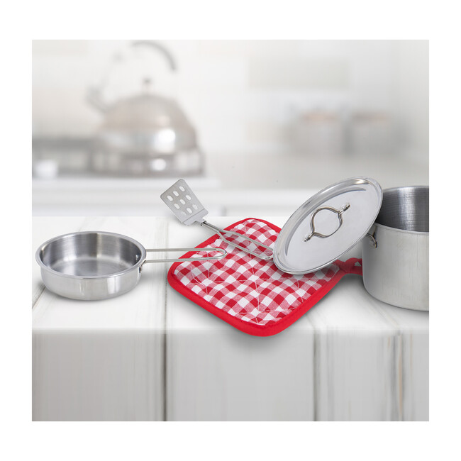 Little Chef Frankfurt Stainless Steel Cooking Accessory Set