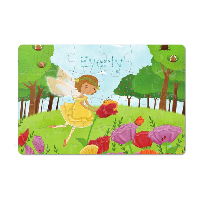 Sweet Dreams, Fairy Personalized Puzzle