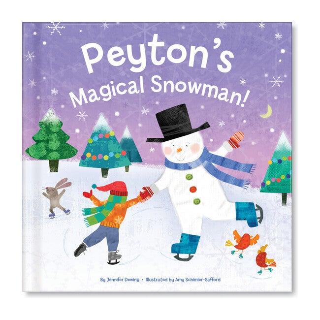 My Magical Snowman - Books - 1