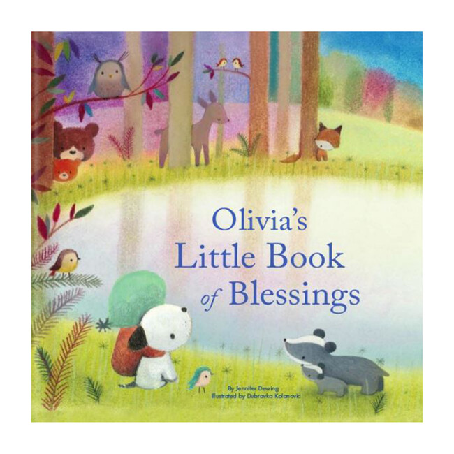 My Little Book of Blessings