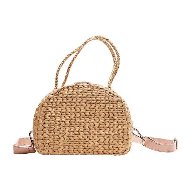 Mini Convertible Backpack, Blush