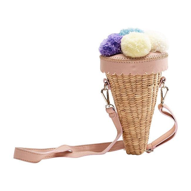Ice Cream Handwoven Tote