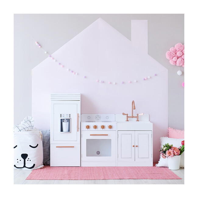 Little Chef Paris Modern Play Kitchen