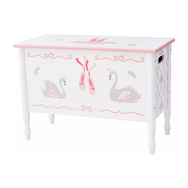 Swan Lake Toy Chest