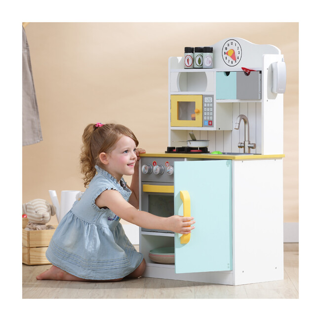 Little Chef Florence Classic Play Kitchen, Multi