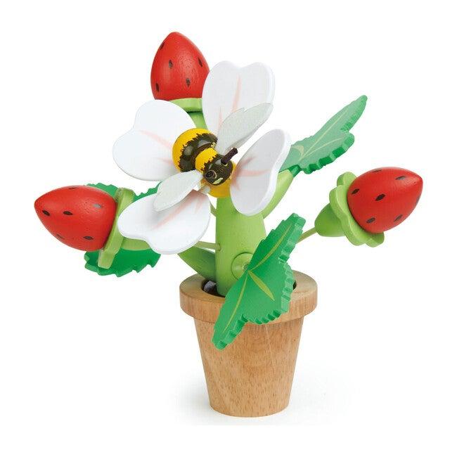 Strawberry Flower Pot