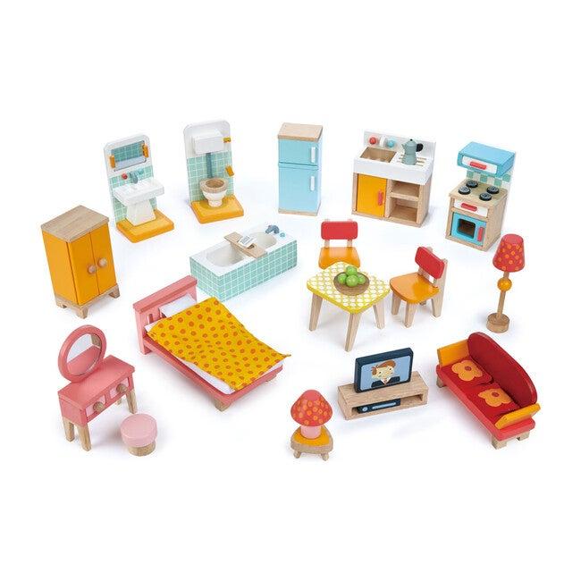 Foxtail Villa Starter Furniture Set