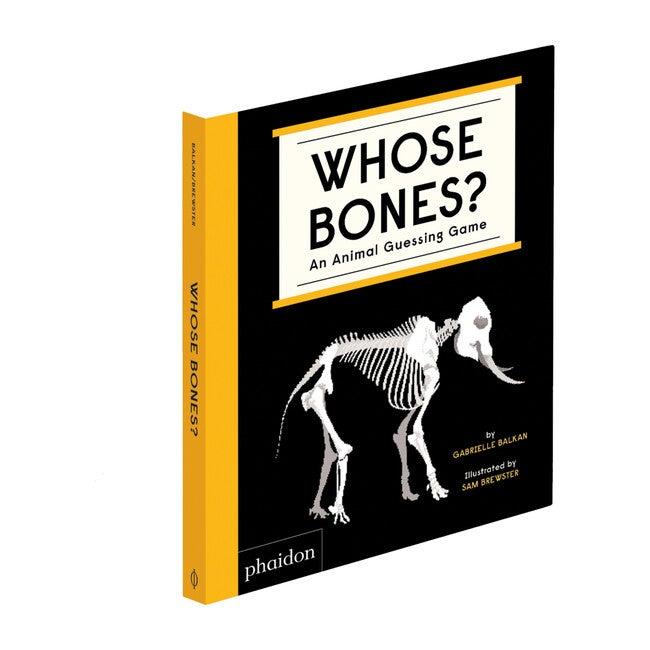 Whose Bones - Books - 1