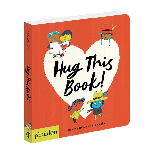 Hug This Book - Books - 1