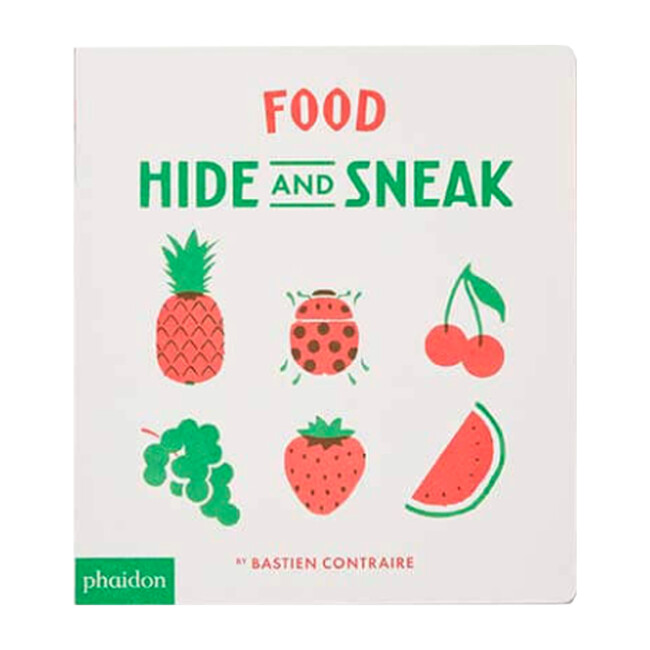Food Hide and Sneak - Books - 1