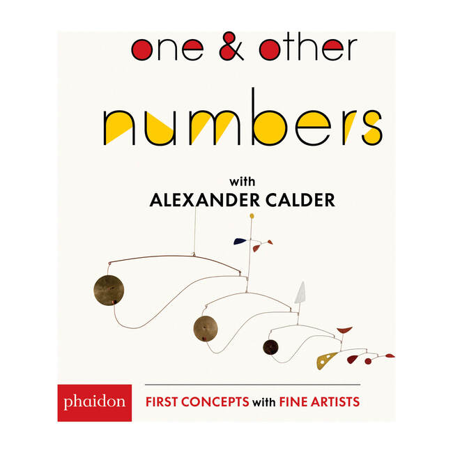 One & Other Numbers with Alexander Calder - Books - 1