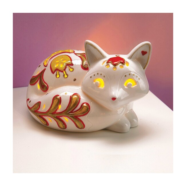 LED Candle Critters, Fox