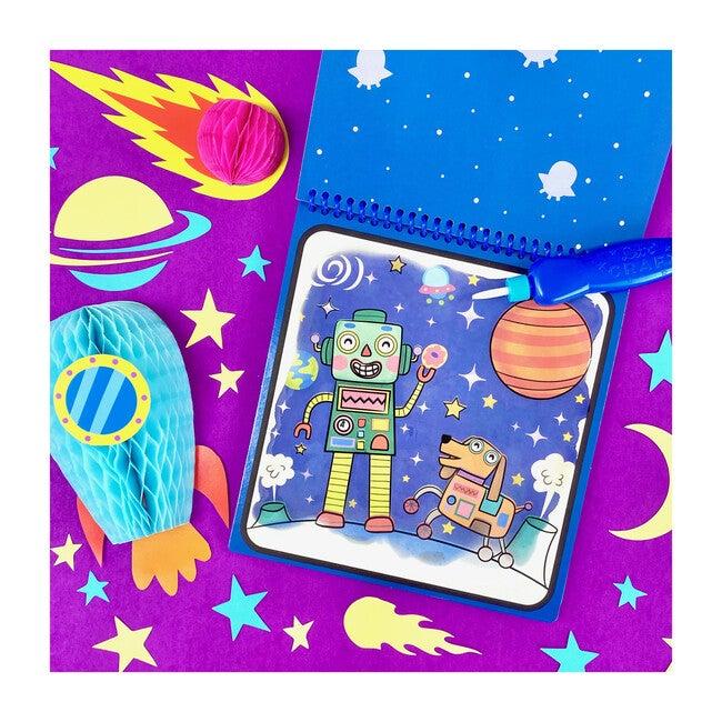 Magic Reveal Pads Bundle: Animals & Space