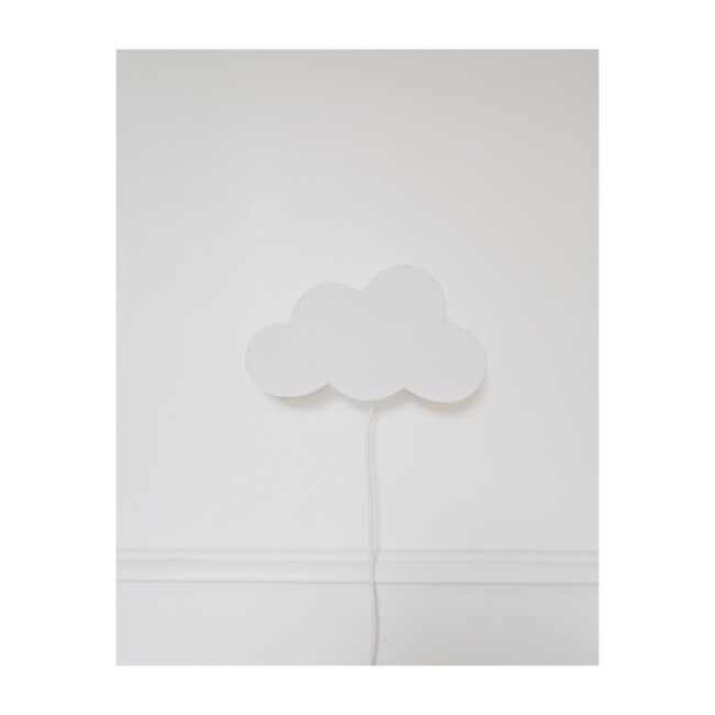 Cloud Lamp, Off White