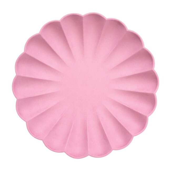 Coral Simply Eco Large Plate