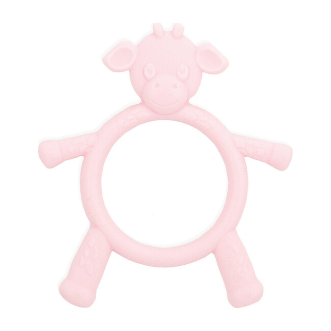 Little G Teething Toy, Pink