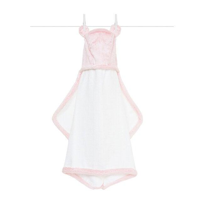 Luxe Baby Towel, Pink - Towels - 1
