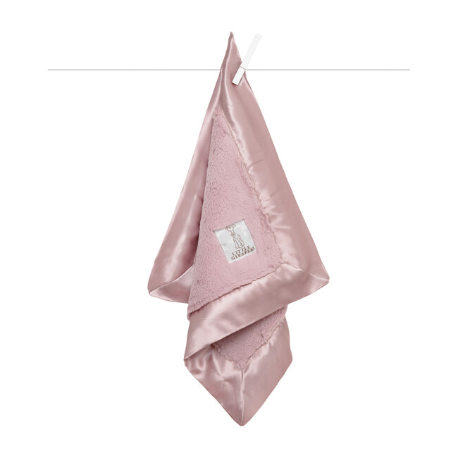 Luxe Baby Blanky Dusty Pink