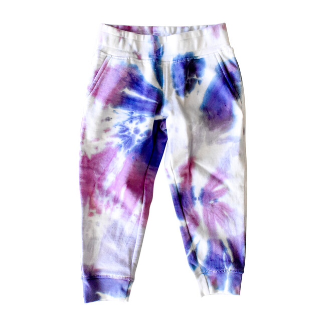 Youth Joggers, Purple - Sweatpants - 1