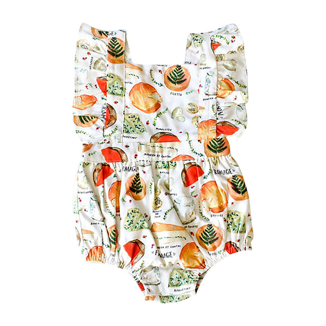 Bubble Romper, Say Fromage