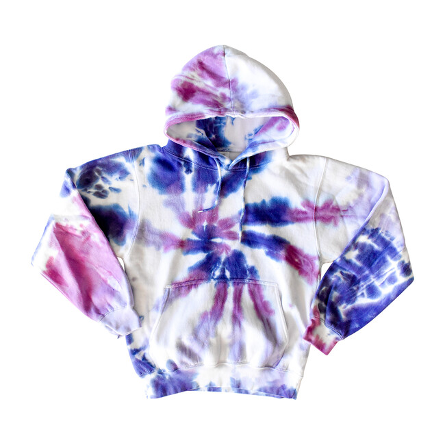 Adult Hoodie, Purple - Sweatshirts - 1 - zoom