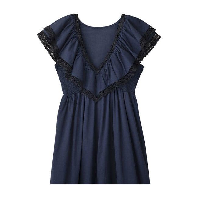 Women's Monica Dress, Midnight Navy