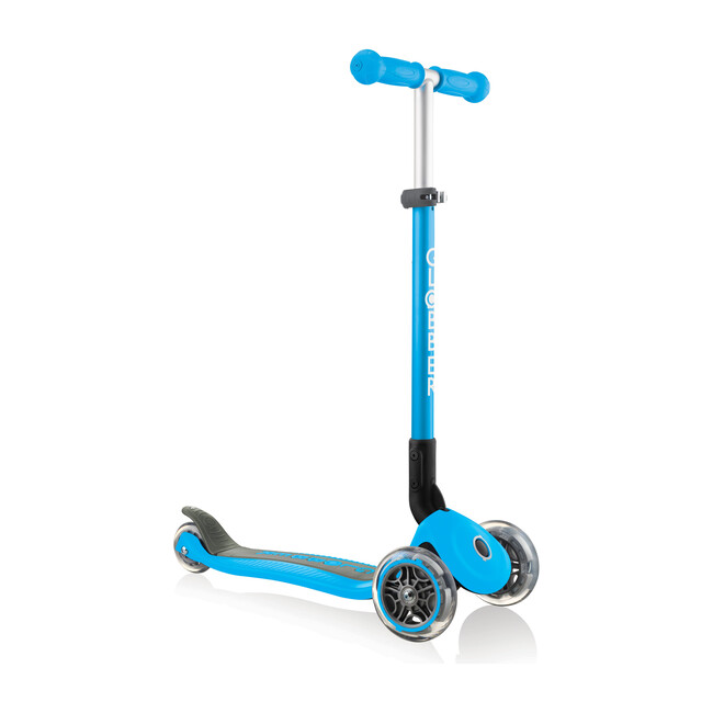 Primo Foldable Scooter, Sky Blue
