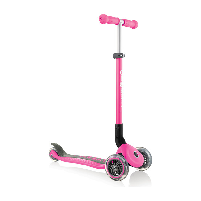 Primo Foldable Scooter, Deep Pink