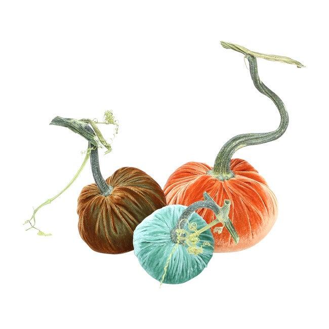 Exclusive Pumpkin Trio, Fall Multi