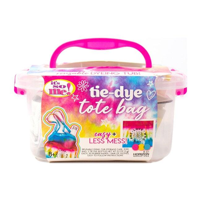 Tie-Dye Tote Bag Case