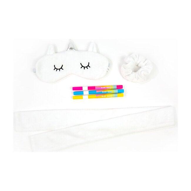 Tie-Dye Fuzzy Spa