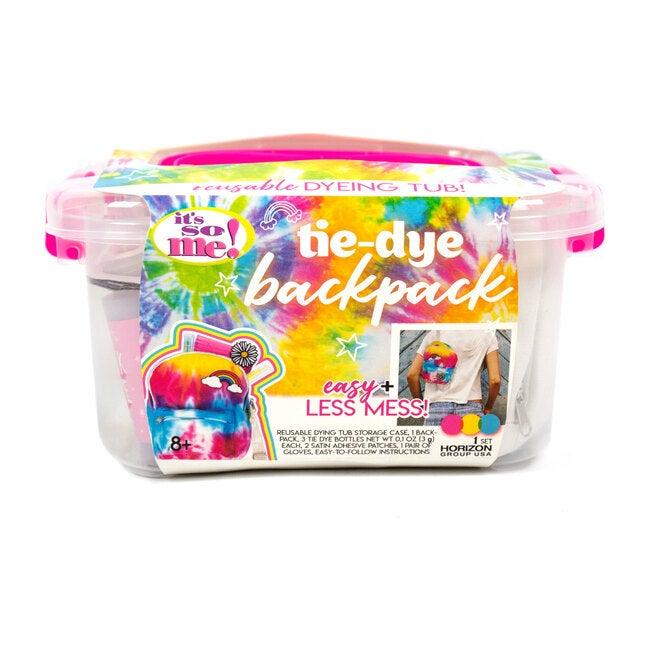 Tie-Dye Backpack Case