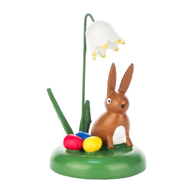 Miniature Rabbit Under a Flower, Multi