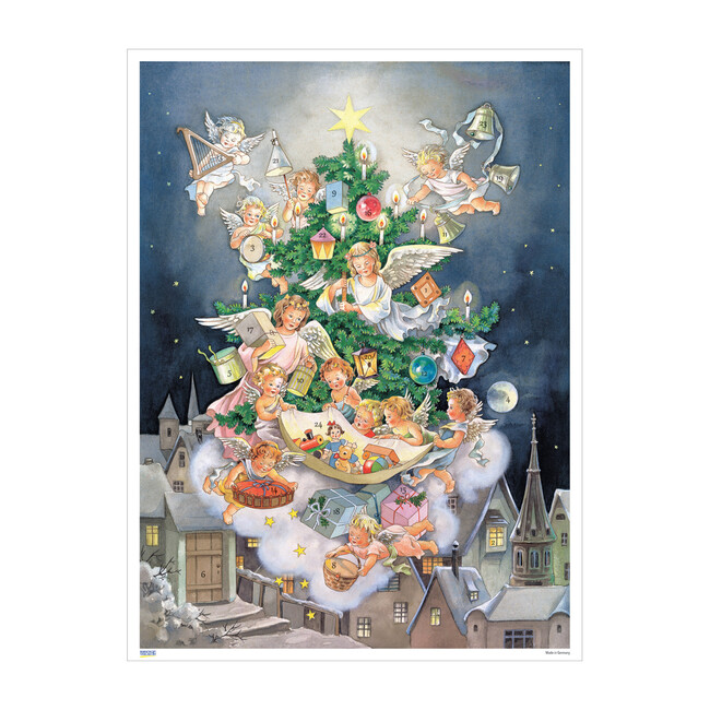 Heavenly Angels Advent Calendar