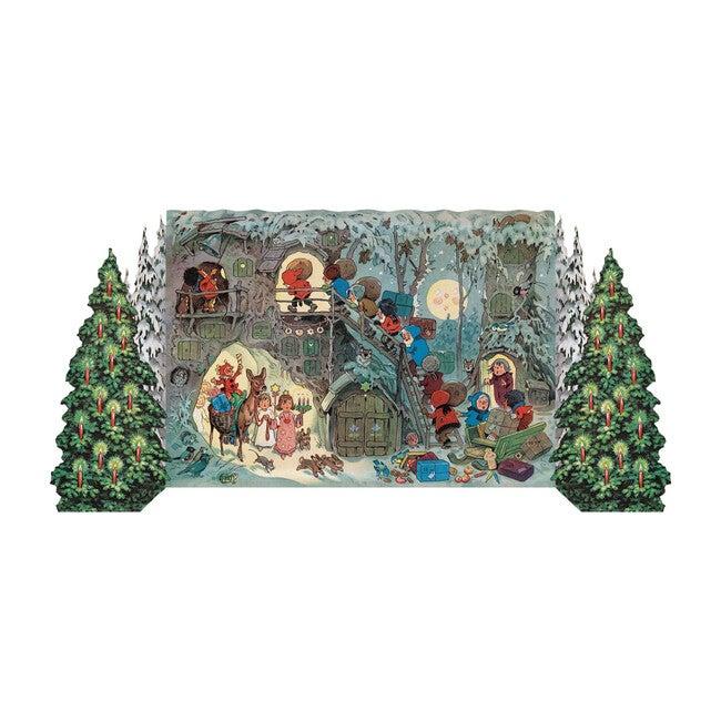 Gnome Christmas Advent Calendar