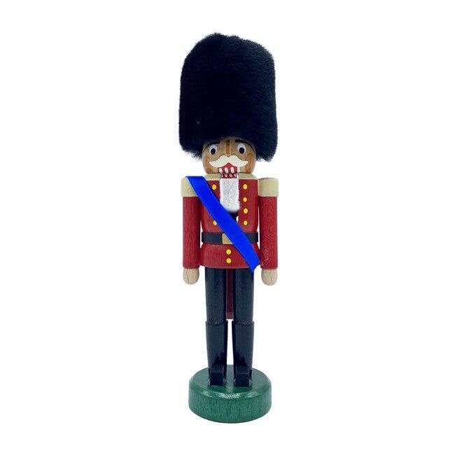 Mini British Soldier Nutcracker