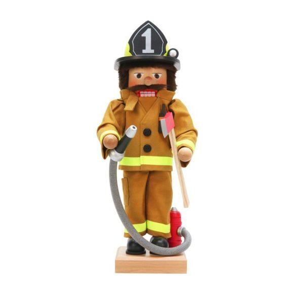 Large Fireman Nutcracker, Multi