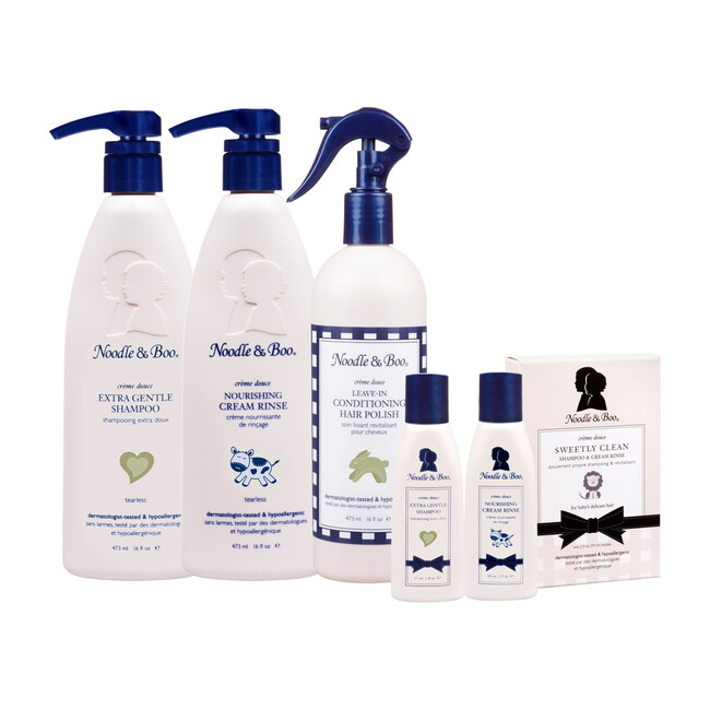 Healthy Hair Care Bundle