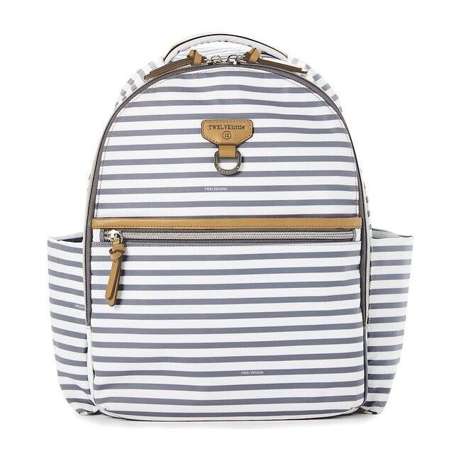 Midi Go Backpack Stripe