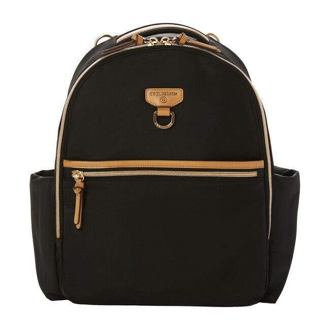 Midi Go Backpack Black/Tan